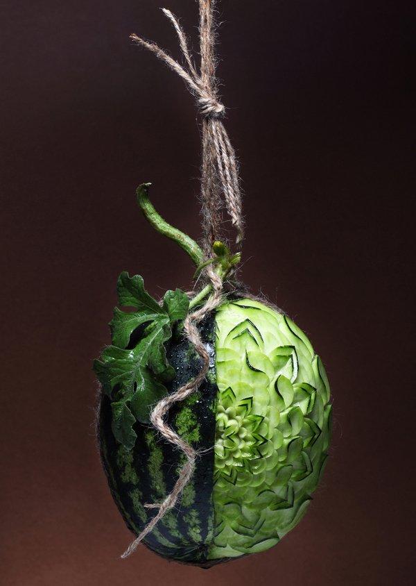 2012-03-07 food carving culinair ilian