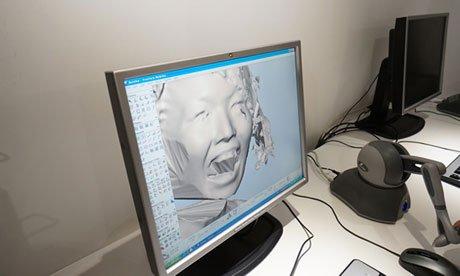 Stijlmagazine-Computer-Art-Kunst-showing process for making chocolate portraits-1