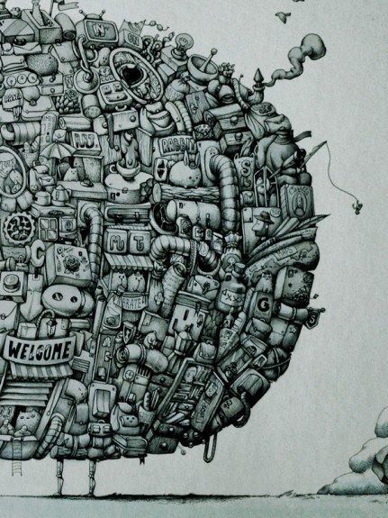 Stijlmagazine-The-Companion-A1-ink-drawing.3