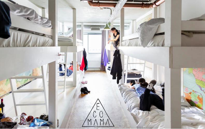 Ecomama Hotelkamer photo @stijlmagazine