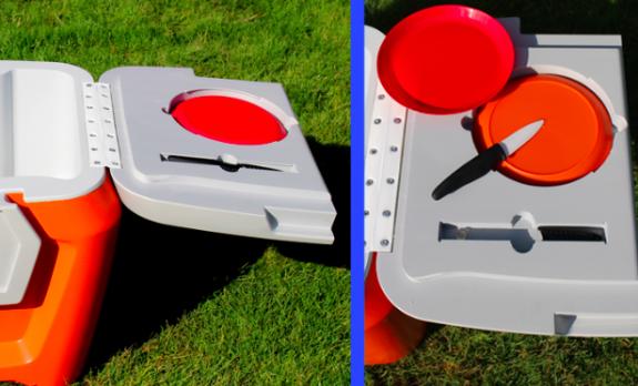 Handig opbergen- koelbox coolest koeler-picknicken stijlmagazine