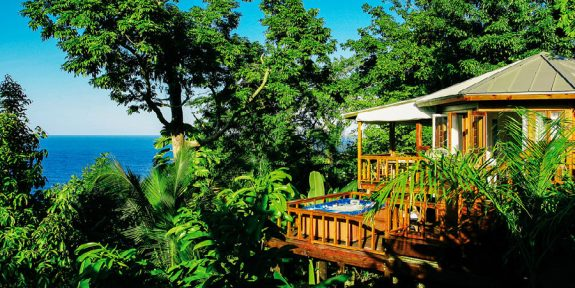 Geejam resort boomhut