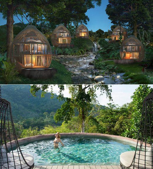 Keemala resort overview